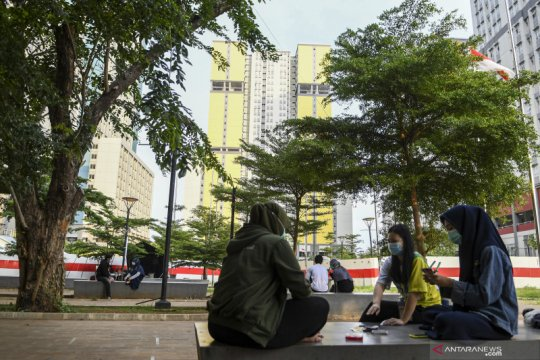 Kasus positif COVID-19 di DKI Jakarta bertambah 1.058