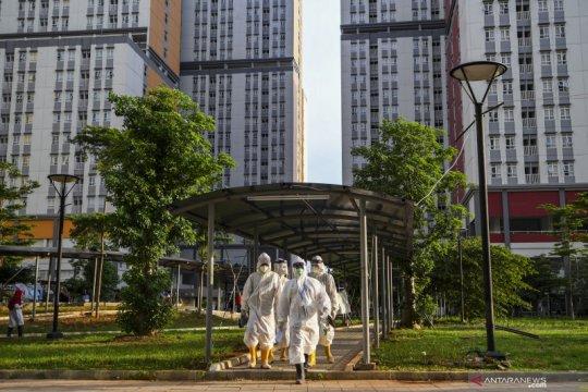 Jumat, positif COVID-19 Jakarta capai 141.270 kasus