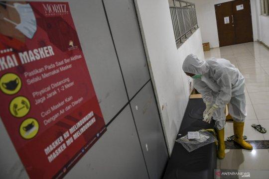 Kamis, pasien sembuh COVID-19 Jakarta capai 92,2 persen