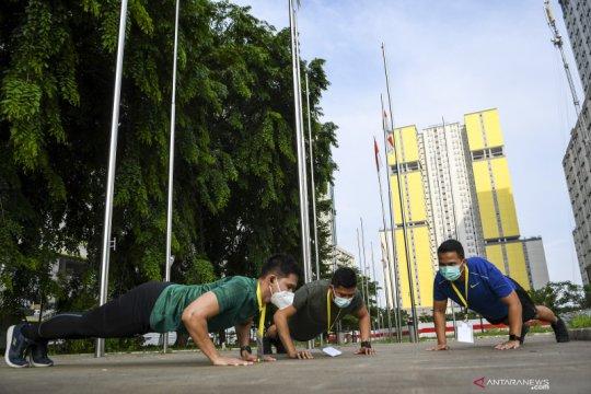 Kasus positif COVID-19 di Jakarta bertambah 1.033