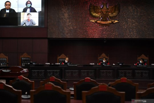 Pengujian formil UU Cipta Kerja