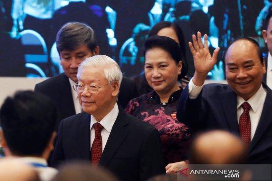 Para pemimpin ASEAN memulai KTT di tengah persaingan kekuatan besar