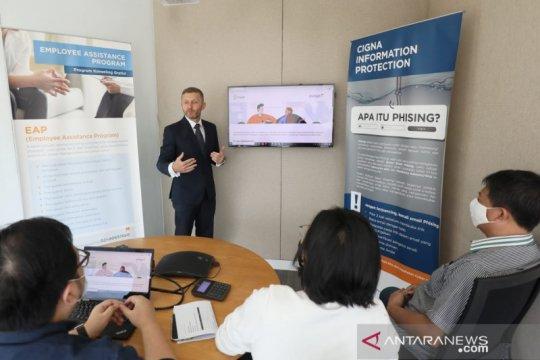 Hadapi pandemi, Asuransi Cigna diversifikasi digital jalur distribusi