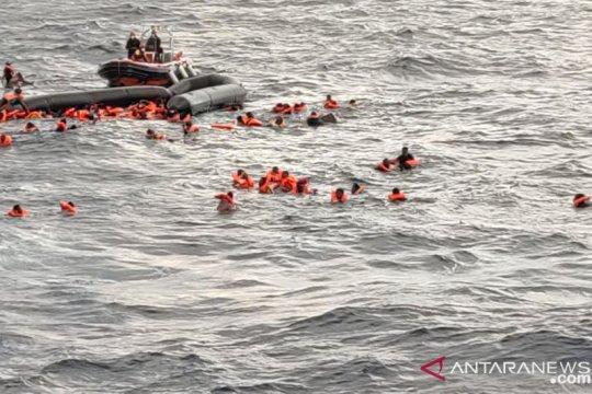 74 pengungsi tewas di laut, IOM desak Libya izinkan penyelamatan