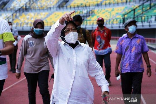 Sesusai standar FIFA, kebutuhan utama Stadion GBT Surabaya rampung