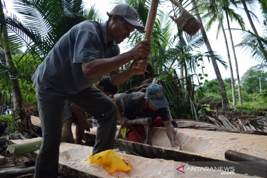 Asa mencapai ketahanan pangan di desa-desa terpencil Halmahera