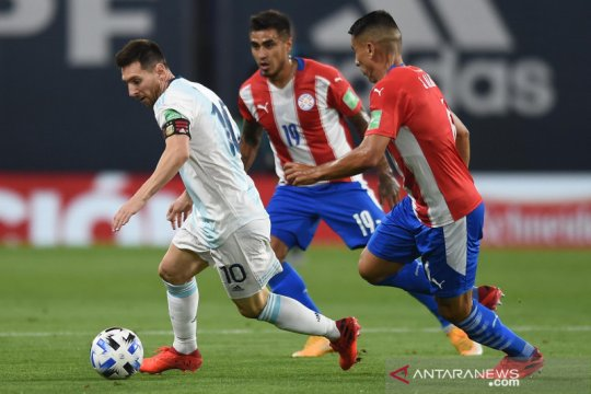 Kualifikasi Piala Dunia 2022 : Argentina vs Paraguay