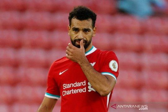 Klopp tepis spekulasi masa depan Mo Salah di Liverpool