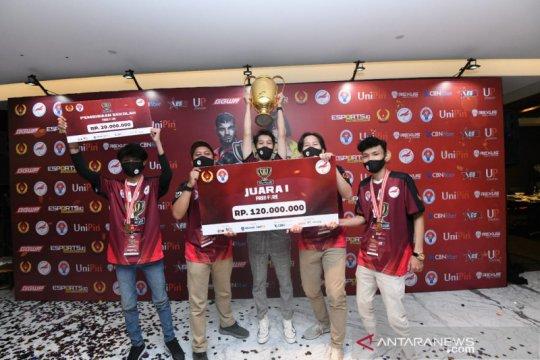 Tim SMAN 13 Depok juara Piala Pelajar Free Fire Jabodetabek