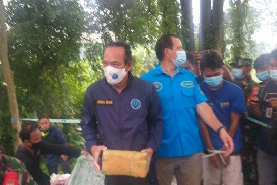 BNN: Dua tersangka kasus 141 kg ganja sakit