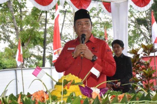 Ketua DPD PDIP Kalbar ajak kadernya tidak kampanye negatif