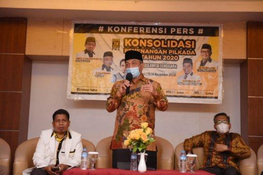 Presiden PKS minta calon kepala daerah prioritaskan pekerja lokal
