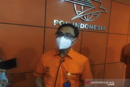 Pos Indonesia salurkan bantuan sosial tunai di Sumut Rp165,292 miliar