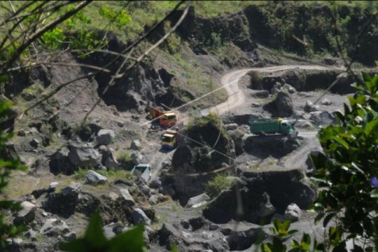 BNPB: Waspadai dampak La Nina terhadap banjir lahar dingin Merapi