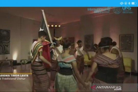 Budaya dari 25 negara meriahkan UNS Cultural Night 2020