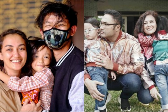 Atiqah Hasiholan dan Cynthia Lamusu bagikan tips cegah pneumonia anak