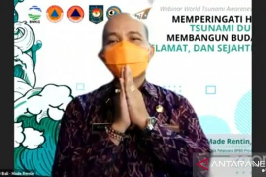 Bali berdayakan masyarakat adat bangun kesiapsiagaan bencana