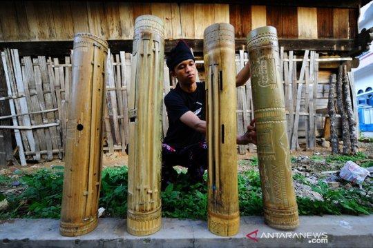 Pelestarian alat musik tradisional khas Suku Kerinci