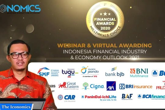 Financial Award 2020 libatkan milenial soroti industri keuangan
