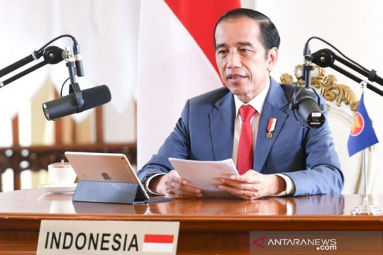 Presiden teken Perpres baru atur struktur Komite Penanganan COVID-19