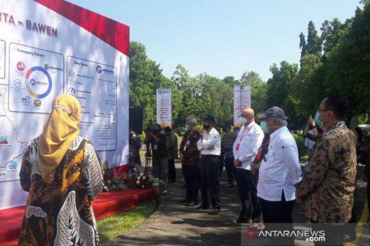 Menteri PUPR sebut tol Yogyakarta-Bawen mulai dikerjakan Agustus 2021