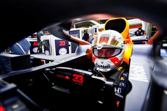 Verstappen pilih patah leher di GP Turki daripada ditertawakan ayah