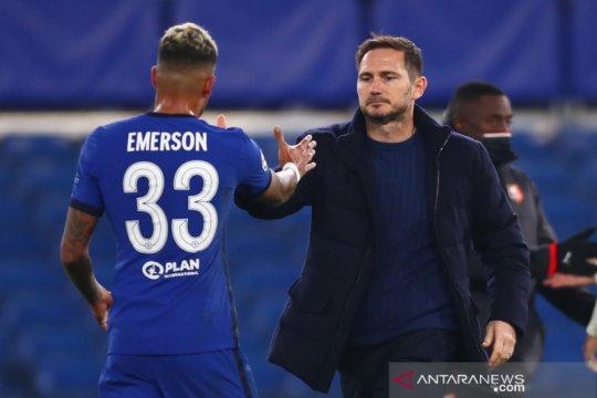 Bek Chelsea Emerson buka pintu untuk kembali ke Serie A tahun depan