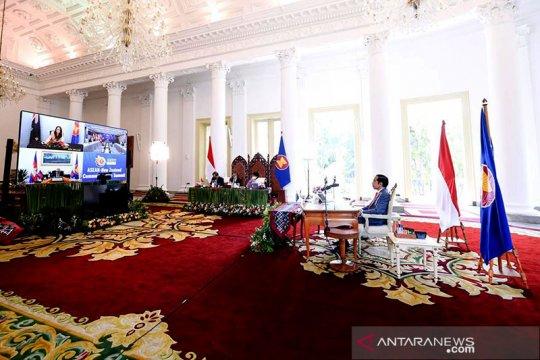Presiden Jokowi sambut baik Selandia Baru tandatangani kemitraan RCEP