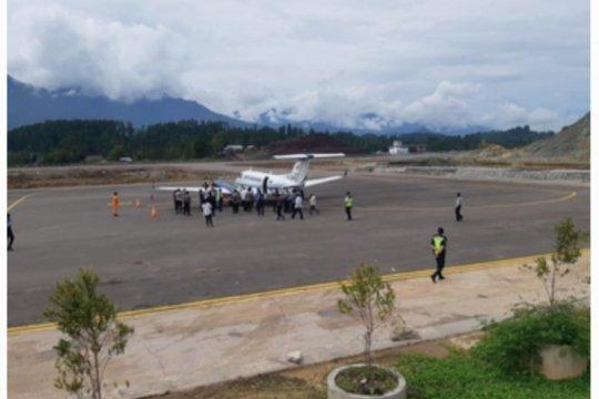 Peresmian Bandara Buntu Kunik dorong sektor pariwisata Toraja