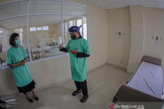 RSMM Kota Bogor tambah enam ruang isolasi untuk pasien COVID-19