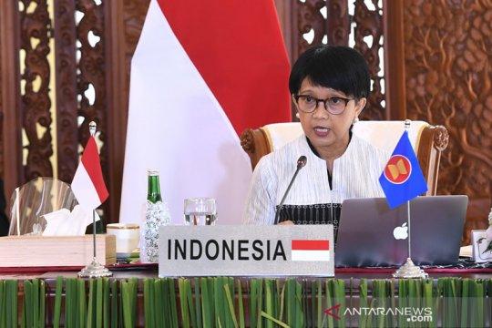 Menlu Retno: Perkuat jejaring kerja antara perempuan di ASEAN