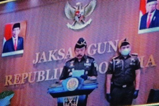 Jaksa Agung minta jaksa miliki integritas tinggi
