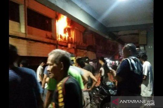 Damkar duga korek api penyebab kebakaran di Jakarta Barat