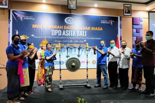 "DPP Asita harapkan Bali ""tancap gas"" untuk pemulihan pariwisata"