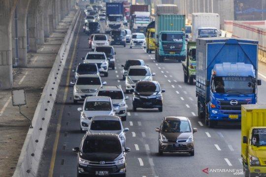Jasa Marga: Puncak arus kendaraan libur Tahun Baru terjadi 31 Desember