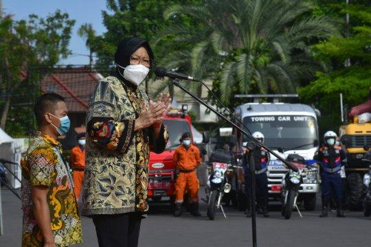 Delapan pos pantau antisipasi bencana disiapkan di pesisir Surabaya