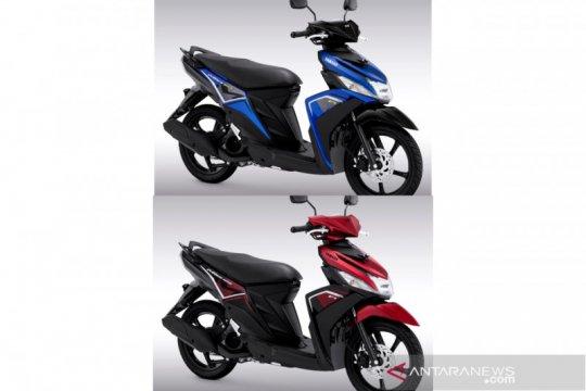 Intip empat warna baru Yamaha Mio M3