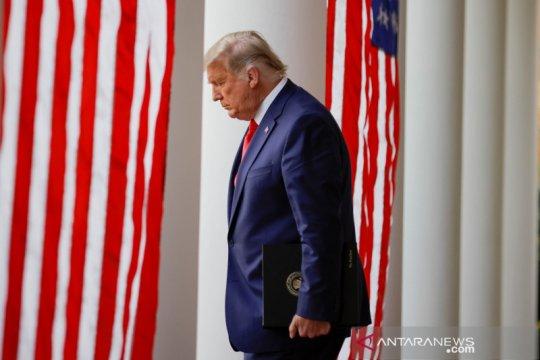 Trump ancam untuk tidak tandatangani RUU bantuan COVID-19