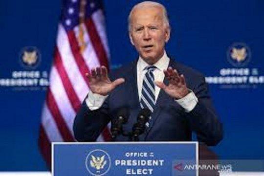 Gedung Putih izinkan  Biden terima laporan intelijen