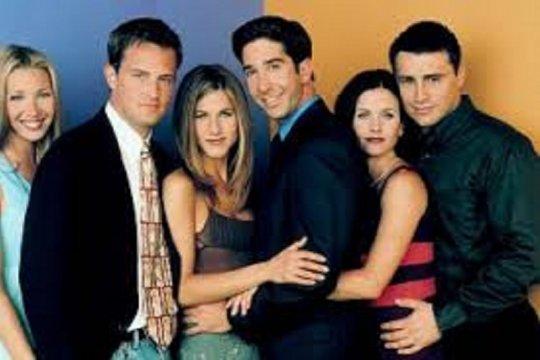 """""""Friends"""" edisi reuni mulai syuting pekan depan"""