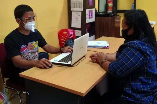 Polresta Banyumas ungkap kasus pembobolan uang nasabah BTPN Purwokerto