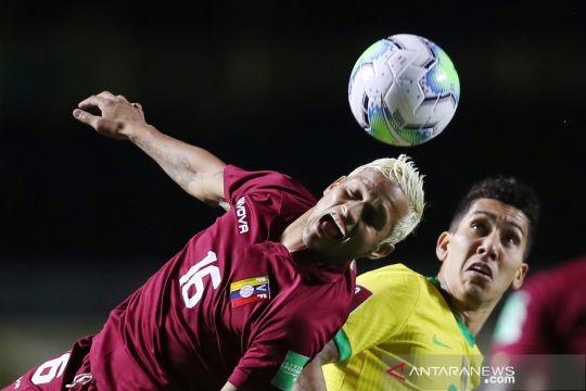 Kualifikasi PIala Dunia 2022: Babak pertama Brazil vs Venezuela tanpa gol