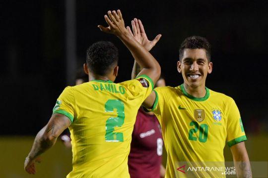 Kualifikasi PIala Dunia 2022: Brazil menang atas Venezuela 1-0