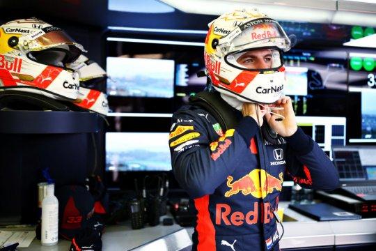 Verstappen kecewa kecolongan pole position di Grand Prix Turki