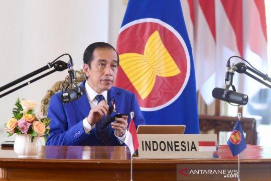 Presiden Jokowi hadiri KTT ASEAN-PBB dan KTT RCEP