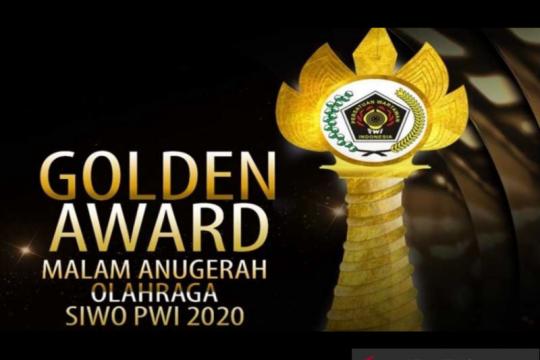 Menpora apresiasi Golden Award SIWO PWI yang digelar di saat pandemi