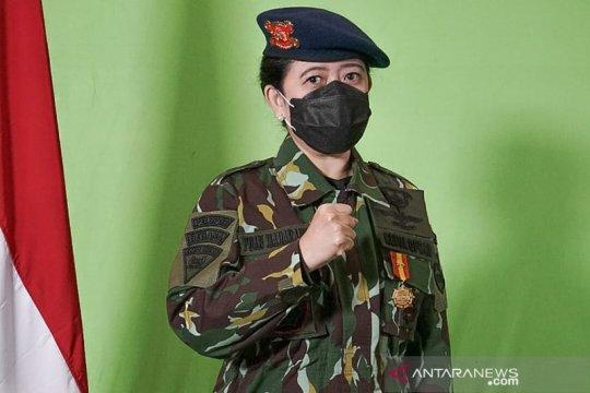 Ketua DPR Puan Maharani jadi warga kehormatan Brimob