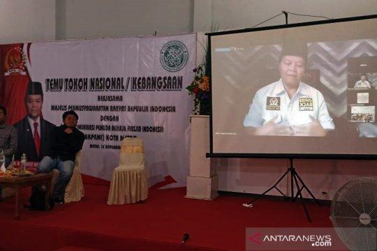 MPR: Mereka yang salah artikan Islam dan Indonesia perlu dituntun