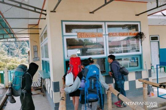 Wisatawan mulai kunjungi TWA Bukit Kaba