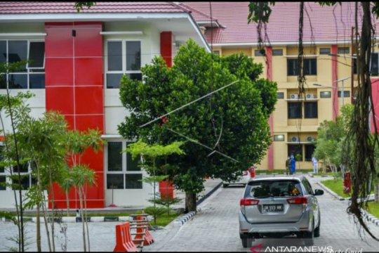 Pasien COVID-19 di Sulawesi Tengah bertambah 88 orang